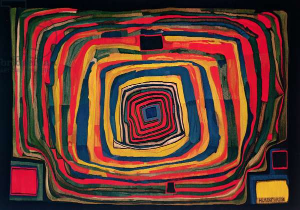 The Circle Felix, 1976 (tapestry)