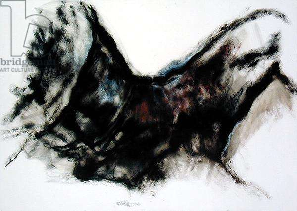 Untitled, 1989 (mixed media on paper)