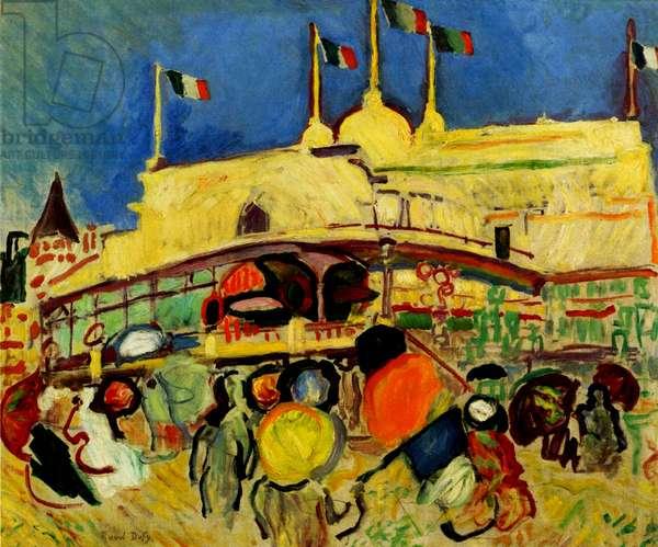 The Casino, 1906 (oil on canvas)