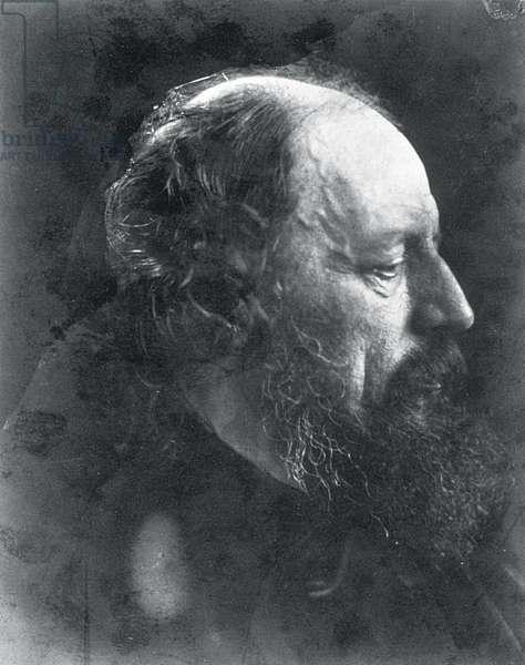 Alfred, Lord Tennyson, c.1868 (albumen print)