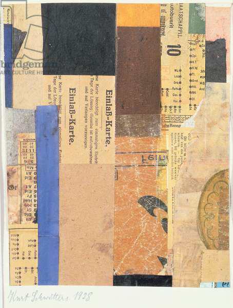 Untitled, 1928 (collage)
