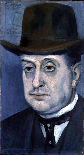 Portrait of Louis Vilaro, 1904