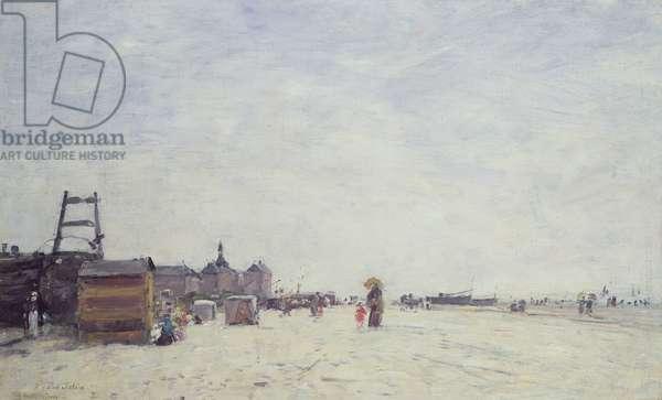 Berck-Plage, 1890 (oil on canvas)