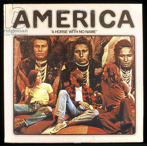 America, Album Cover