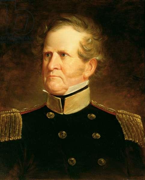 General Winfield Scott (1786-1866), c.1835 (oil on canvas)