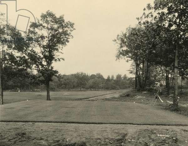 Mamaroneck Golf Course, USA, c.1920-38 (gelatin silver photo)