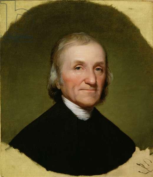 Joseph Priestley (1733-1804), 1801 (oil on canvas)