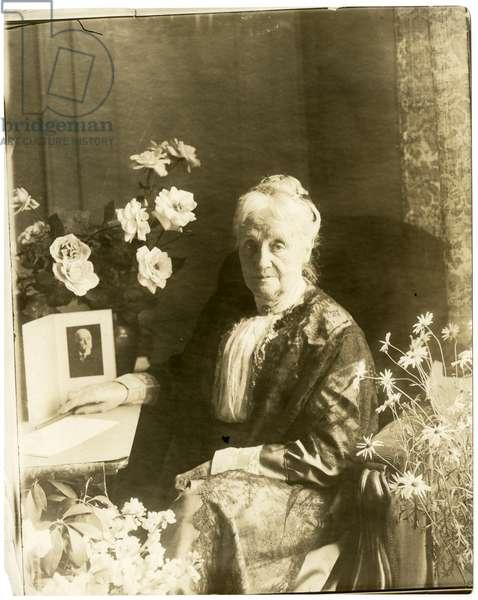 Mrs Greenwich Horne ?, c.1905-40 (gelatin silver photo)