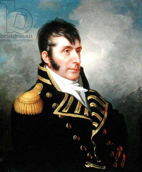 Jacob Jones (1768-1850), U.S.N., c.1812 (oil on canvas)