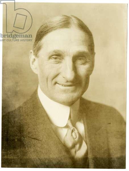 William Gibbs McAdoo, c.1905-40 (gelatin silver photo)