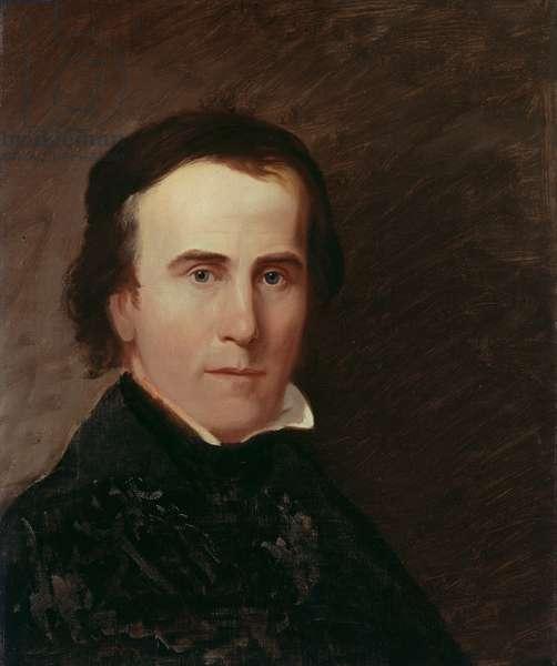 Thomas Cole, c.1836 (oil on canvas)