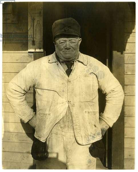 Uncle Jerry Simpson, c.1905-09 (gelatin silver photo)