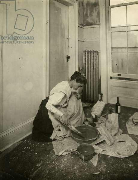 Myra Durr Edson, c.1905-18 (gelatin silver photo)