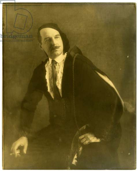Jerry Norris, c.1905-40 (gelatin silver photo)