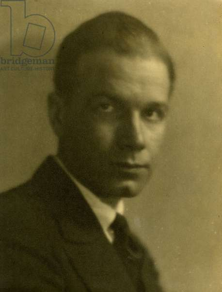 Kenneth Andrews ?, c.1905-27 (gelatin silver photo)