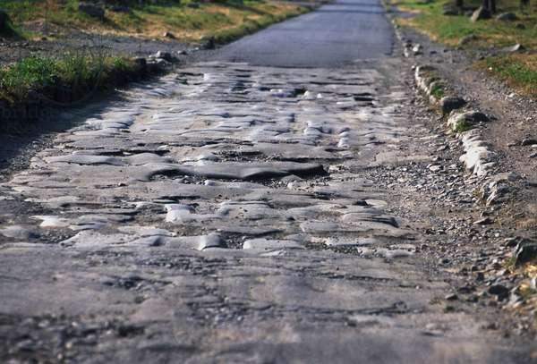 Rome La voie appienne (ou via appia)