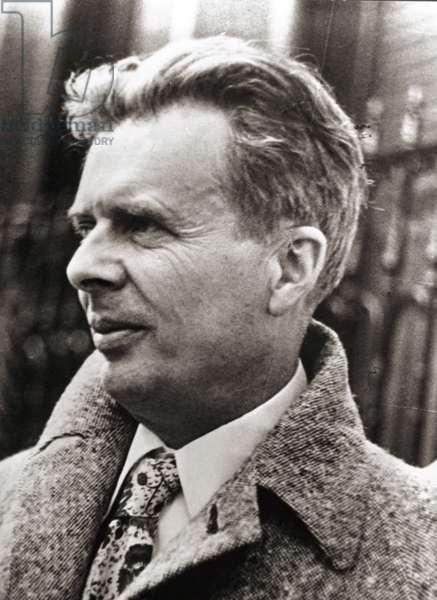 Portrait de Aldous Huxley
