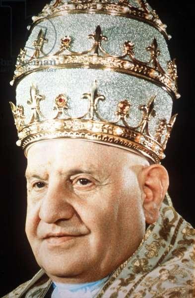Pape Jean XXIII (Angelo Roncalli).