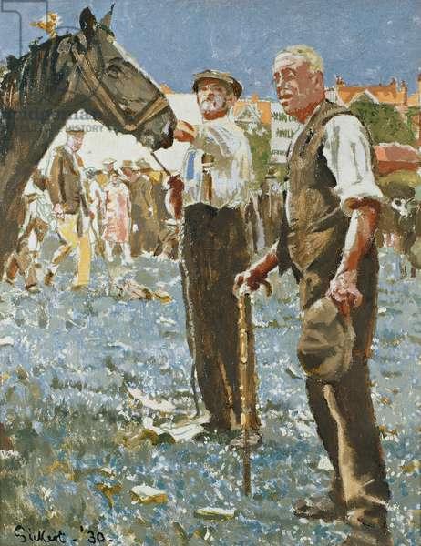 Barnet Fair, 1930