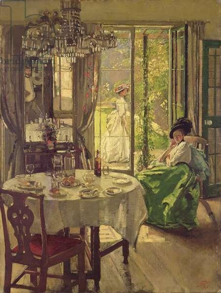 A Chelsea Interior, c.1914