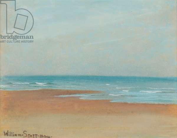 Seascape, 1884 (oil on canvas)
