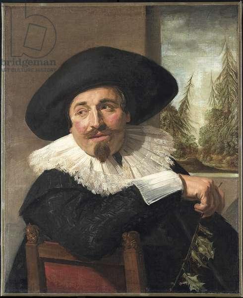 Isaac Abrahamsz Massa, 1626 (oil on canvas)