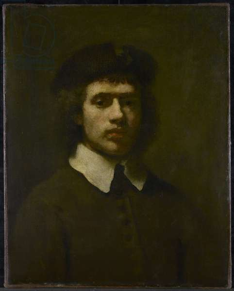 Self-Portrait, c.1650 (oil on canvas)