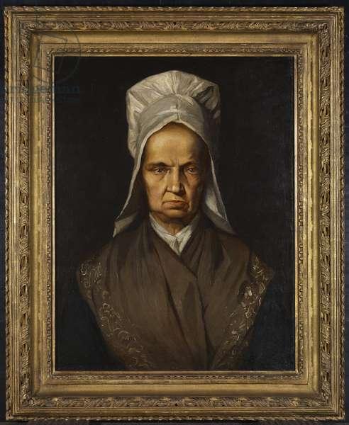 Louise Jumelin, 1838 (oil on canvas)