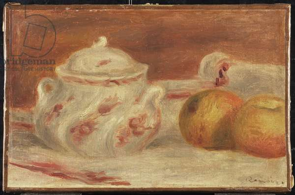 The Sugar Bowl, (oil on canvas)