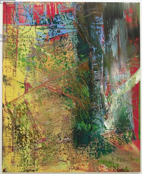 Abstraktes Bild (612-3), 1986 (oil on canvas)