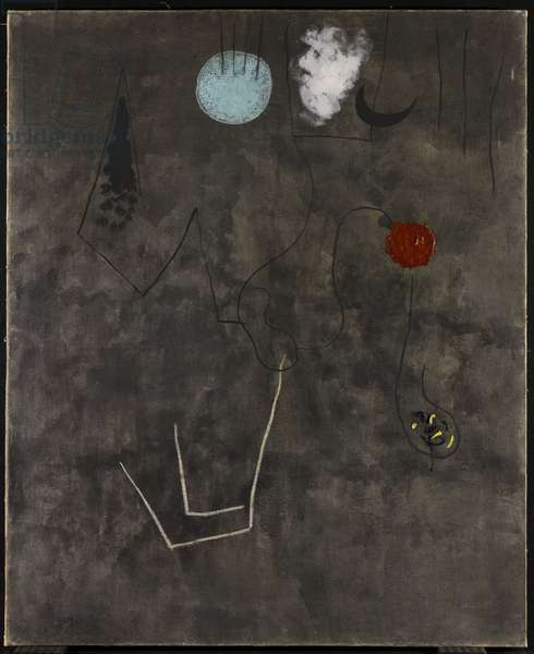 Untitled, 1926 (oil on canvas)