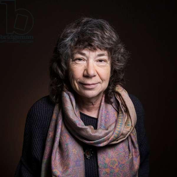 Portrait of Maria Galina 17/03/2018