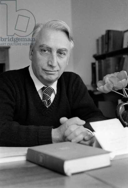 Portrait of Roland Barthes 25/04/1979