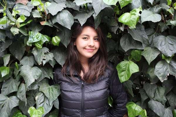 Portrait of Aura Xilonen 18/03/2017