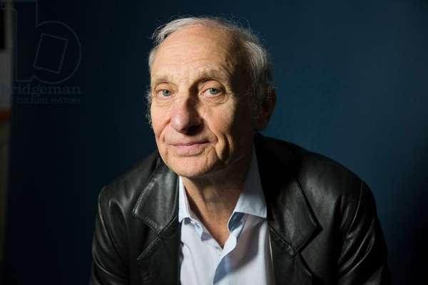 Portrait of Jean Hatzfeld 16/04/2018
