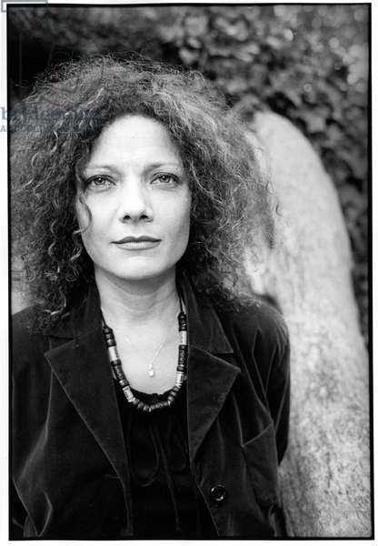 Portrait of Karla Suarez, Paris, 2002.