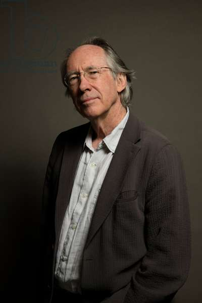 Portrait of Ian McEwan 19/04/2017