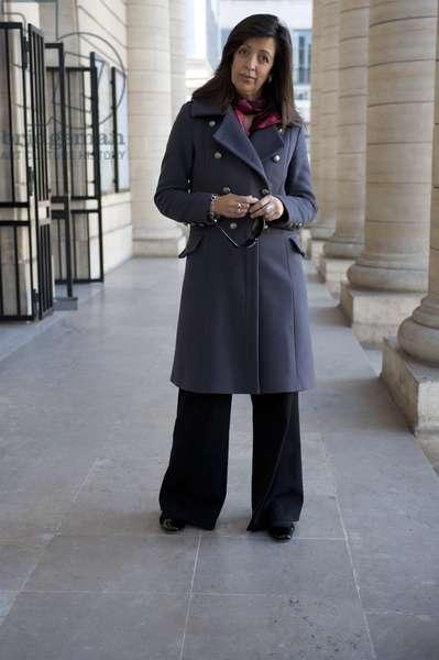 DOUGHTY Louise - Date: 20120213