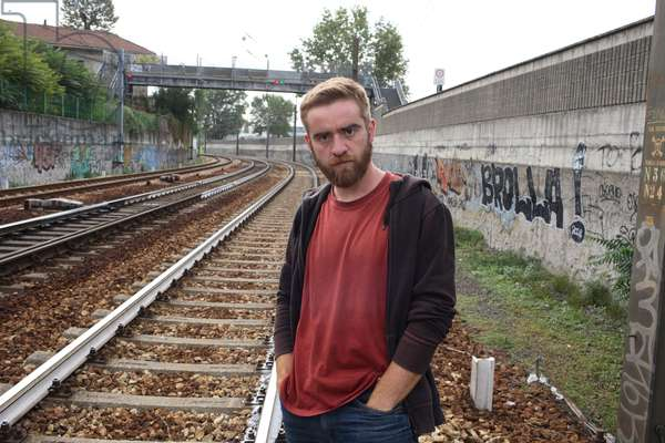 Portrait of Paolo Cognetti 2012