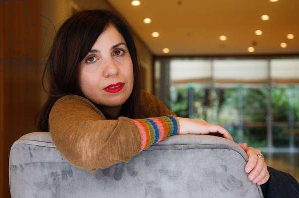 Nadia Terranova, 12th May 2019 (photo)