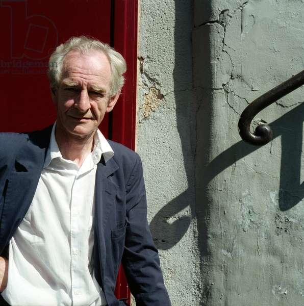 Rene Pétillon, French comic book designer and screenwriter.