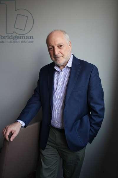 Portrait of Andre Aciman 21/06/2018