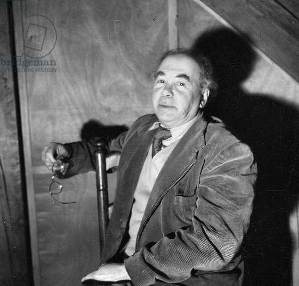 Portrait du peintre Michel Kikoine (1892-1968)