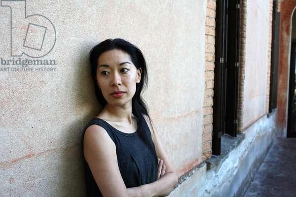 Portrait of Katie Kitamura 28/05/2011
