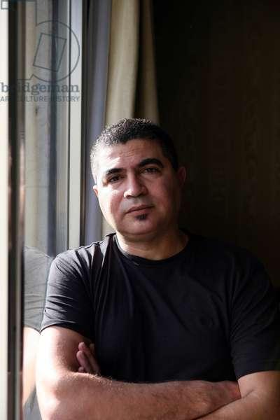 Portrait of Mahi Binebine (artist) 22/10/2009