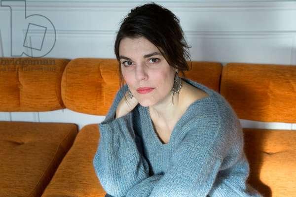 Portrait of Rochelle Fack 18/01/2019