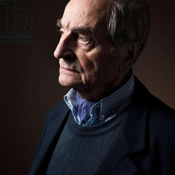 Portrait of Charles Juliet 18/03/2018