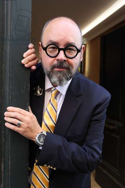 Portrait of Carlos Ruiz Zafon 05/12/2016
