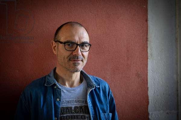 Portrait of Benoit Severac 06/10/2018