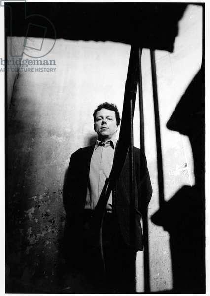 Bernard Comment, Paris, 2000.